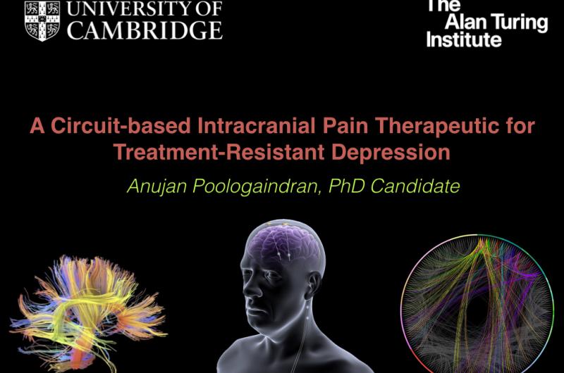 Presentació d'Anujan Poologaindran