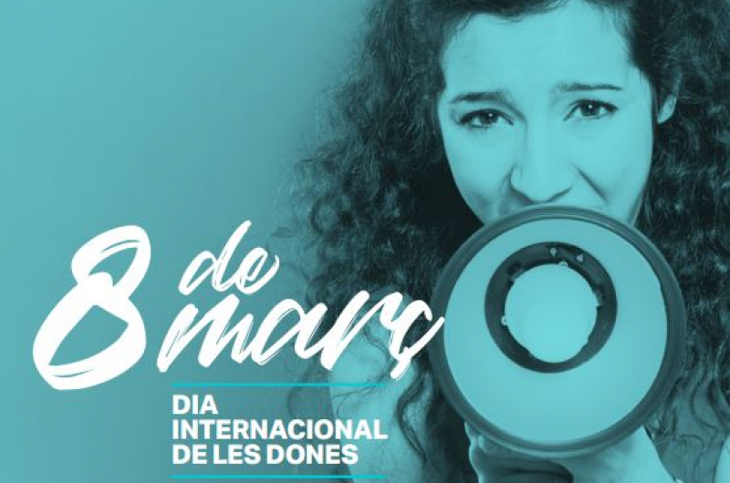 Les científiques de FIDMAG participen al Dia Internacional de les Dones a Sant Boi